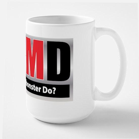 WW the Moonster D Large Mug