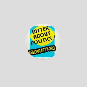 Lemon Party Mini Button