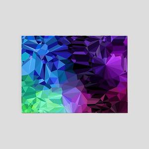 Mystic Crystals 5'x7'Area Rug