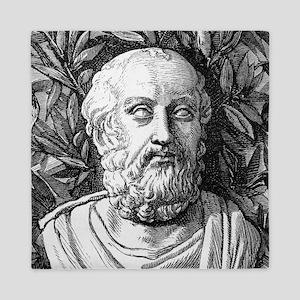 Plato, Ancient Greek philosopher Queen Duvet
