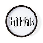 Band Rats Wall Clock