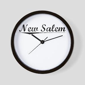 New Salem, Vintage Wall Clock