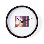 Photo Soundwaves Wall Clock