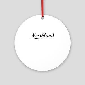 Northland, Vintage Round Ornament