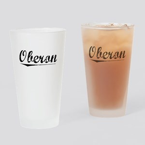 Oberon, Vintage Drinking Glass