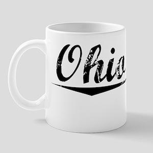 Ohio City, Vintage Mug
