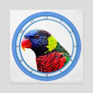 Sassy Parrot Queen Duvet