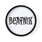 Beatnik Wall Clock
