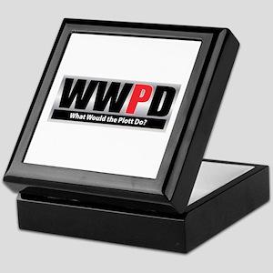 WW the Plott D Keepsake Box
