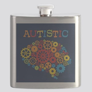 Autistic Brain Flask