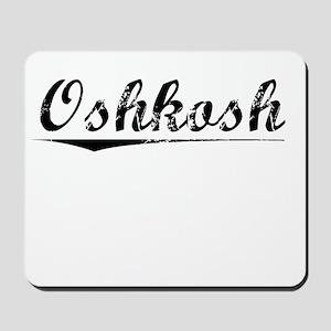 Oshkosh, Vintage Mousepad