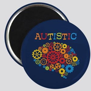 Autistic Brain Magnet