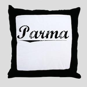 Parma, Vintage Throw Pillow