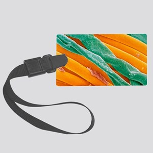 Polyester Large Luggage Tag