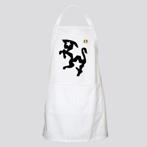 JuventiKNOWS Triple-star Bull Logo Apron