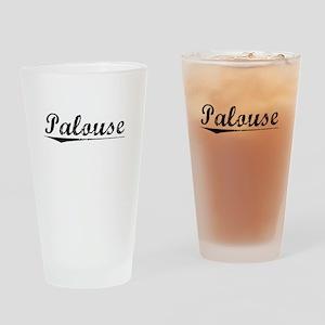 Palouse, Vintage Drinking Glass