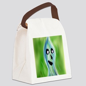 Will-o-the-wisp Canvas Lunch Bag