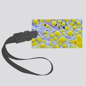 Post-it note adhesive, SEM Large Luggage Tag