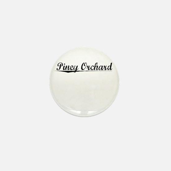 Piney Orchard, Vintage Mini Button