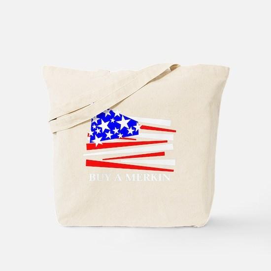 Buy A Merkin Tote Bag