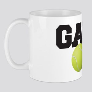 Game On Tennis Mug