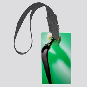 Prosthetic hip (artificial hip j Large Luggage Tag