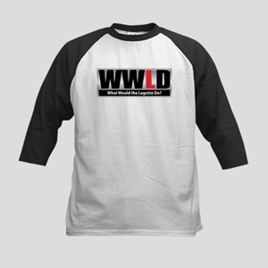 WW the Lagotto D Kids Baseball Jersey