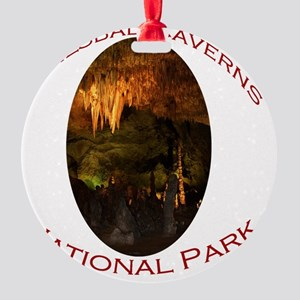 Carlsbad Caverns National Park...Th Round Ornament