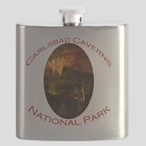 Carlsbad Caverns National Park...The Chandel Flask