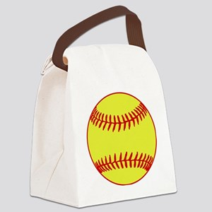 Sofball Canvas Lunch Bag