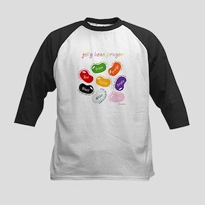 Jelly Bean Prayer Kids Baseball Jersey