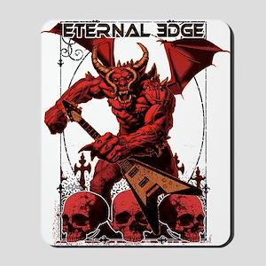 Eternal Edge-Rock N Roll Devils Mousepad