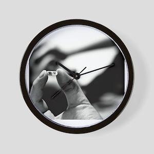 Prozac antidepressant capsule Wall Clock