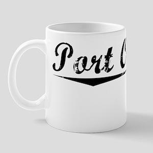 Port Orange, Vintage Mug