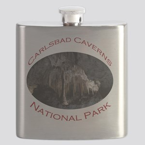 Carlsbad Caverns National Park...Painted Gro Flask