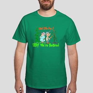 Gardening Bliss.:-) Dark T-Shirt