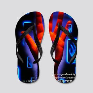 Radiography Flip Flops