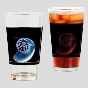 Frenchhorn Nautilus Drinking Glass