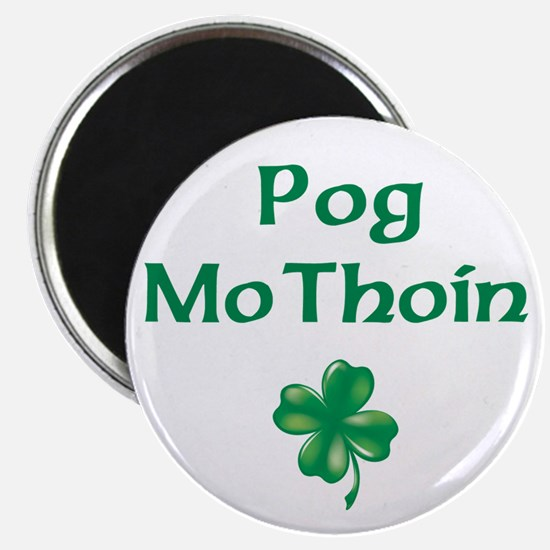 """POG MO THOIN (KISS MY A**) 2.25"""" Magnet (10 pack)"""