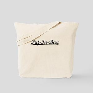 Put-In-Bay, Vintage Tote Bag