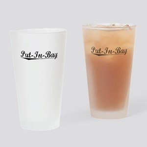 Put-In-Bay, Vintage Drinking Glass