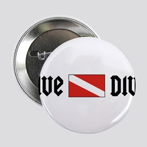 Dive Diva Button