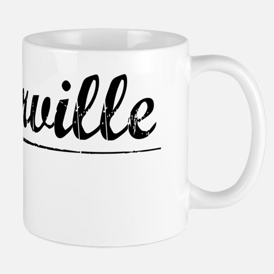 Porterville, Vintage Mug