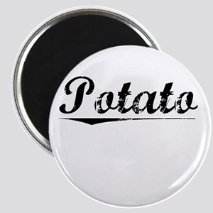 Potato, Vintage Magnet