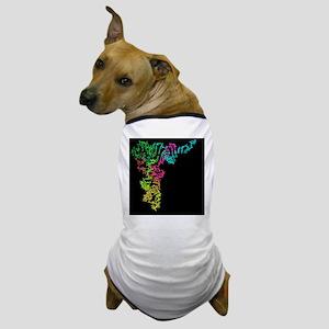 Ribosomal RNA Dog T-Shirt