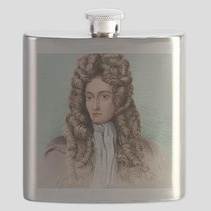 Robert Boyle, Anglo-Irish chemist Flask
