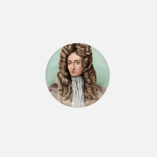 Robert Boyle, Anglo-Irish chemist Mini Button