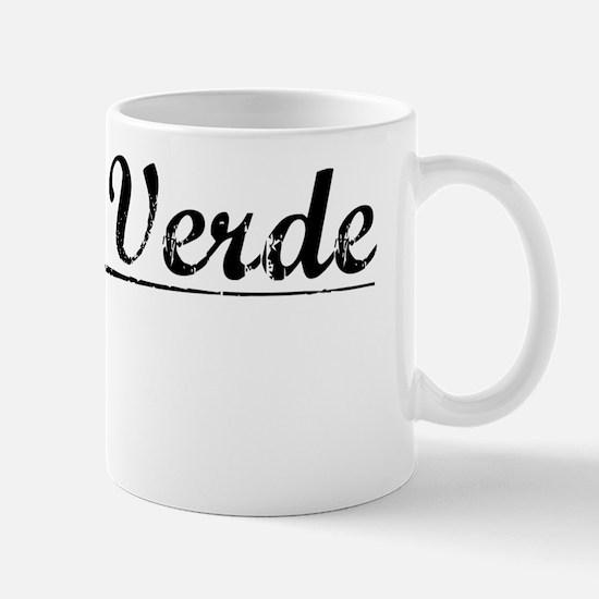 Prado Verde, Vintage Mug