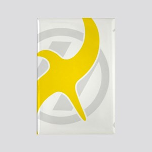 Flycorp Logo Rectangle Magnet
