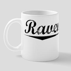 Ravenwood, Vintage Mug